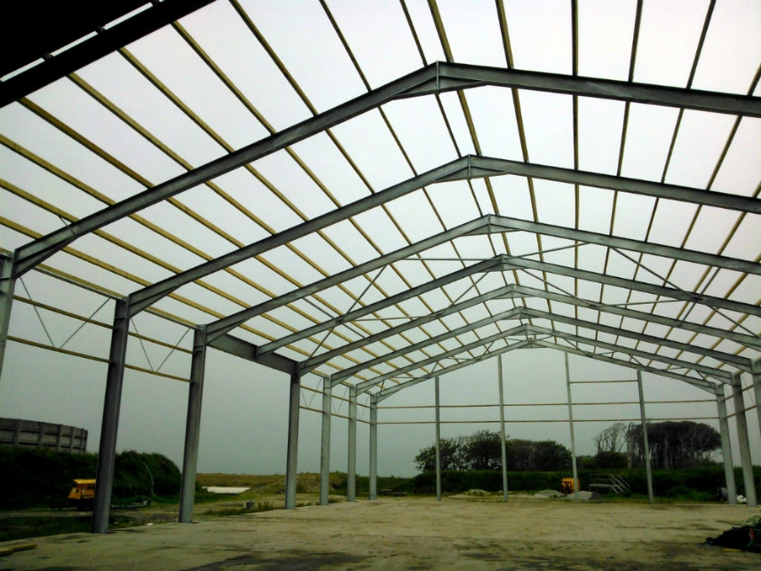 Silage Store South West Steel Construction Ltdsouth West