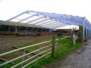 Agricultural Steel Frame Buildings