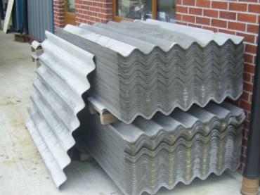 10 Eternit Natural Grey Fibre Cement Sheets South West