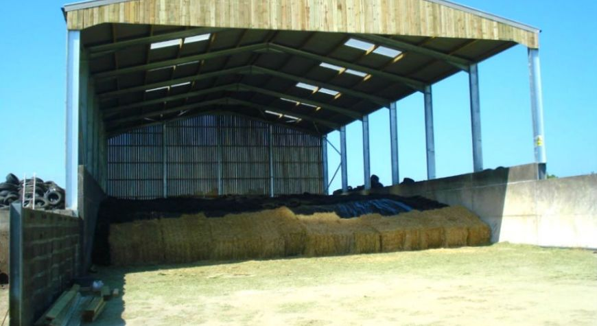 Silage Building