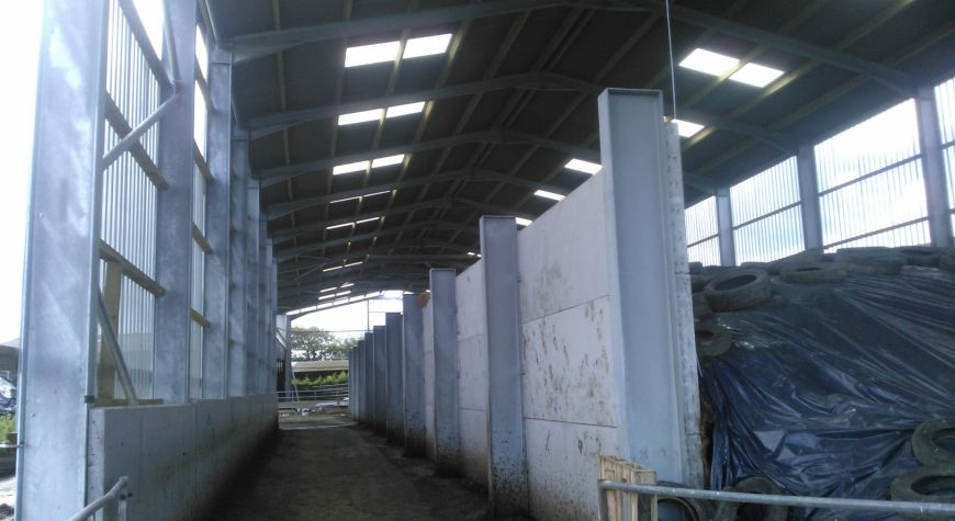 Silage Store